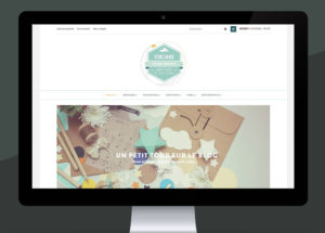 vinciane graphic e-commerce