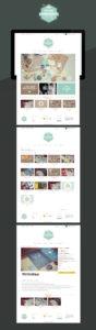 Vinciane graphic, site ecommerce, cercle carré amiens