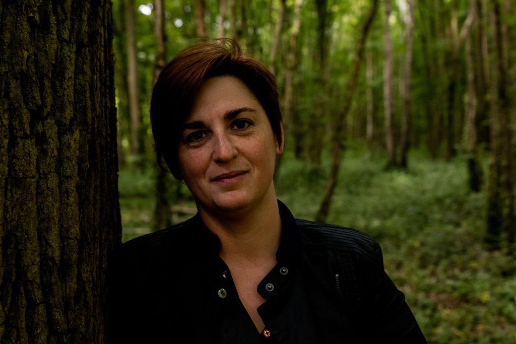 Laura Girard - Cercle Carré - portrait