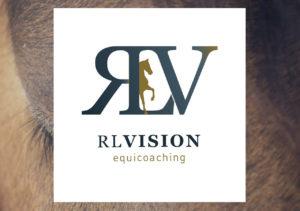 RL Vision - logo - identité graphique