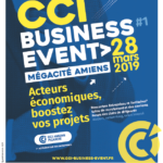 Affiche CCI Business Event