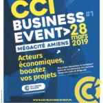 Affiche CCI Business Event
