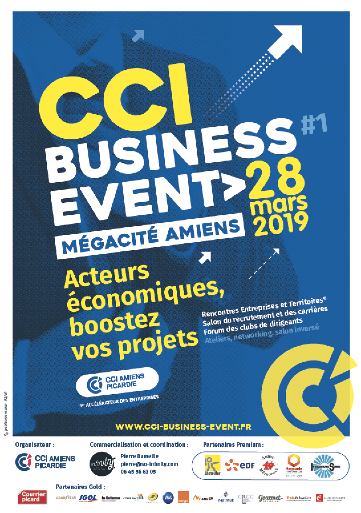 CCI BUSINESS EVENT 2019