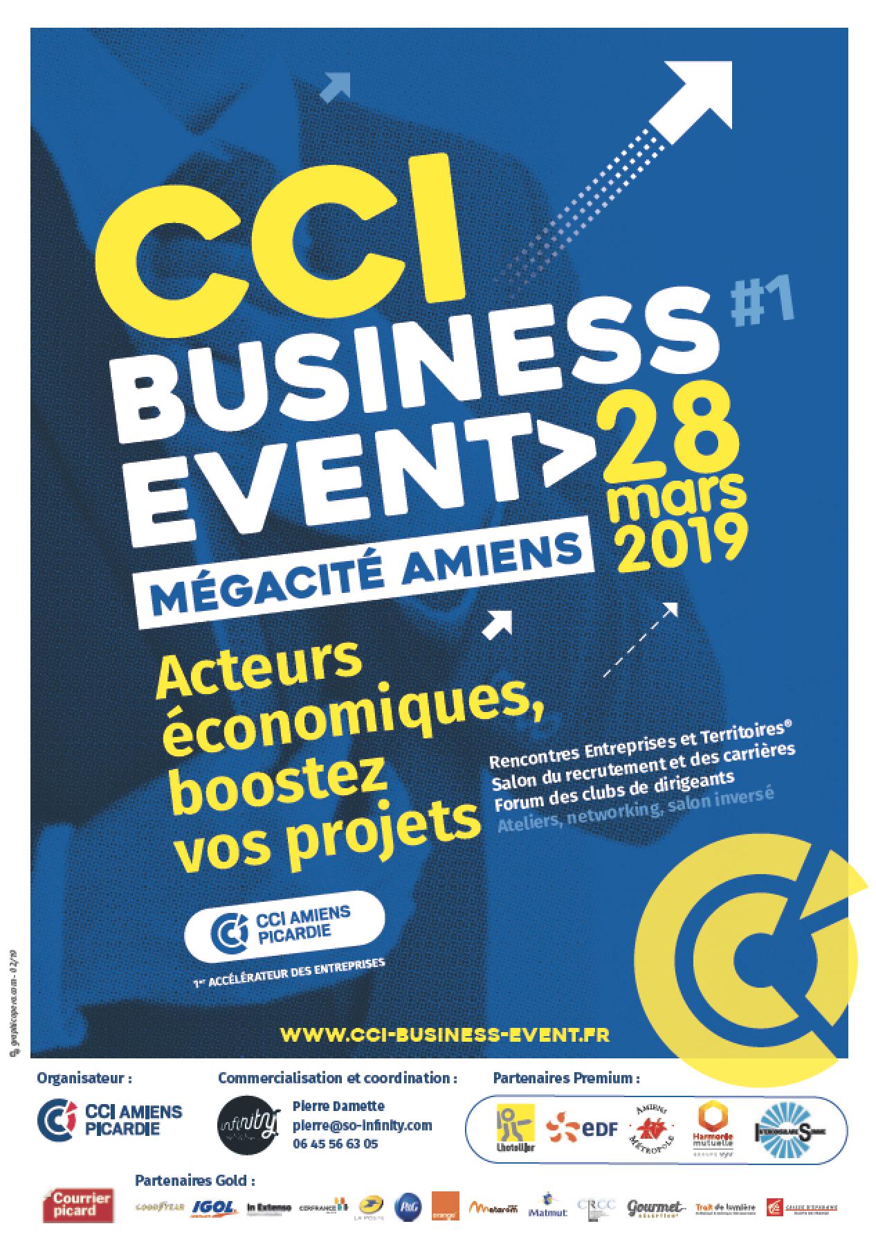CCI BUSINESS EVENT 2019