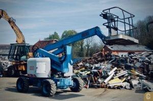 Machine MetoFer Recycling